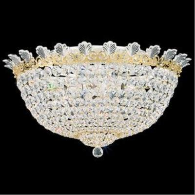 Schonbek Lighting 3703 Roman Empire - Ten Light Flush Mount