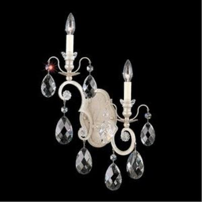 Schonbek Lighting 3757 Renaissance - Two Light Wall Sconce