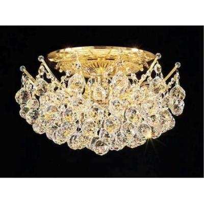 Schonbek Lighting 4826 Contessa - Twelve Light Semi-Flush Mount