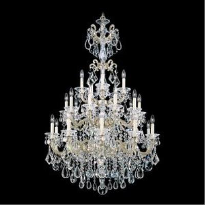 Schonbek Lighting 5012 La Scala - Twenty-Five Light Chandelier