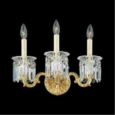 Schonbek Lighting 5018 Dorchester - Three Light Wall Sconce