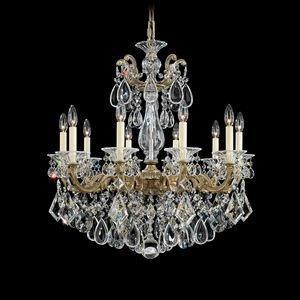 La Scala - Ten Light Chandelier