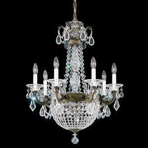 La Scala Empire - Nine Light Chandelier