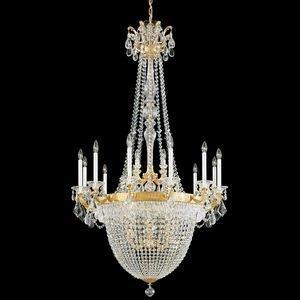 La Scala Empire - Twenty-Two Light Chandelier