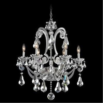 Schonbek Lighting 5333 Cadence - Six Light Chandelier