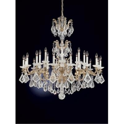 Schonbek Lighting 5413 La Scala - Twenty-Four Light Chandelier
