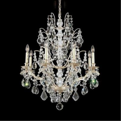 Schonbek Lighting 5771 Bordeaux - Eight Light Chandelier