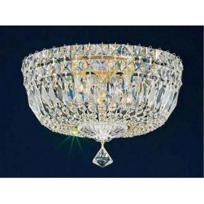 Schonbek Lighting 5892 Petit Deluxe - Five Light Flush Mount