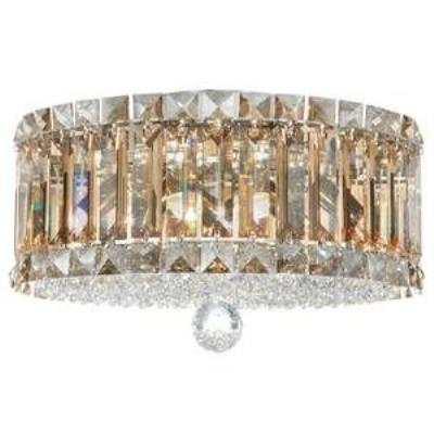 Schonbek Lighting 6694 Plaza - Four Light Flush Mount