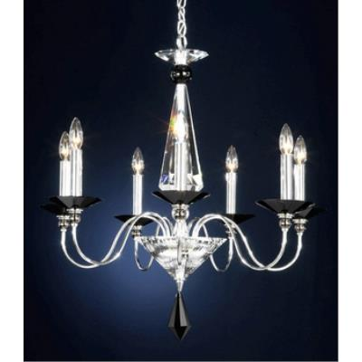 Schonbek Lighting 9677 Jasmine - Seven Light Chandelier