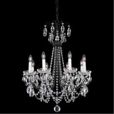 Schonbek Lighting LU0002 Lucia - Eight Light Chandelier