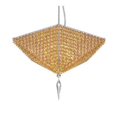 Schonbek Geometrix VP1811 Vertex - Five Light Pendant
