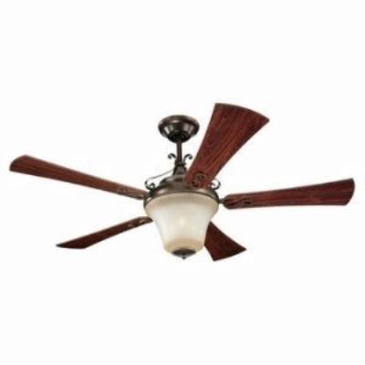 """Sea Gull Lighting 15082B-829 Parkview - 52"""" Ceiling Fan"""