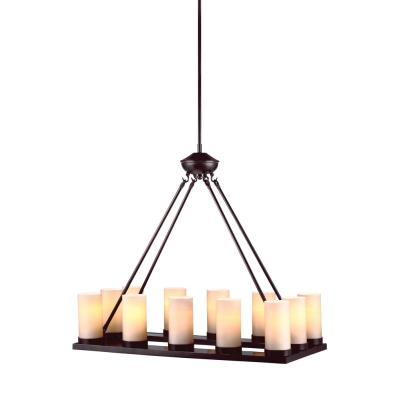 Sea Gull Lighting 31588-710 Ellington - Twelve Light Chandelier