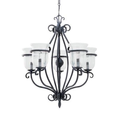 Sea Gull Lighting 3401-07 Five-light Manor House Chandelier