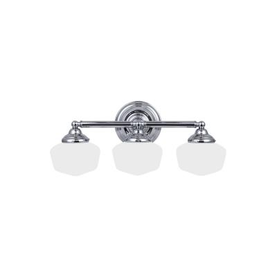 Sea Gull Lighting 44438BLE-05 Academy - Three Light Bath Bar