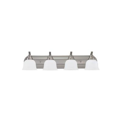Sea Gull Lighting 44628BLE-962 Wheaton - Four Light Bath Bar