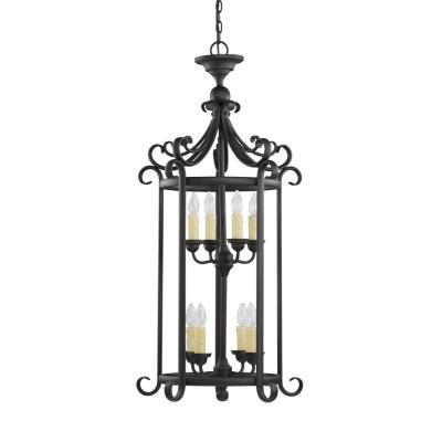 Sea Gull Lighting 51121-820 Del Prato - Eight Light Foyer