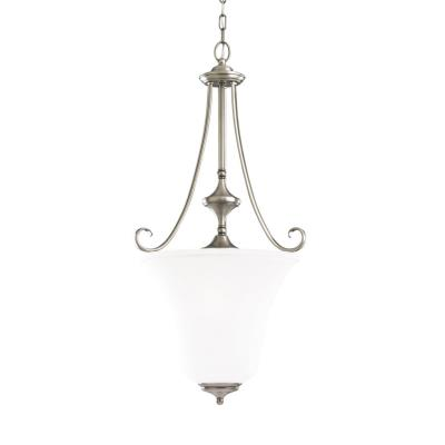 Sea Gull Lighting 51380-965 Three Light Hall/Foyer