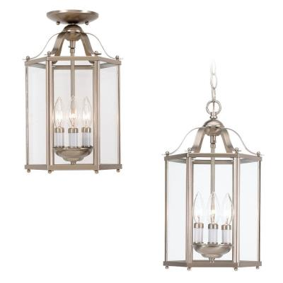 Sea Gull Lighting 5231-962 Three-light Hall Foyer