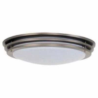 Sea Gull Lighting 59250BLE-962 Nexus - Two Light Close to Ceiling Flush Mount