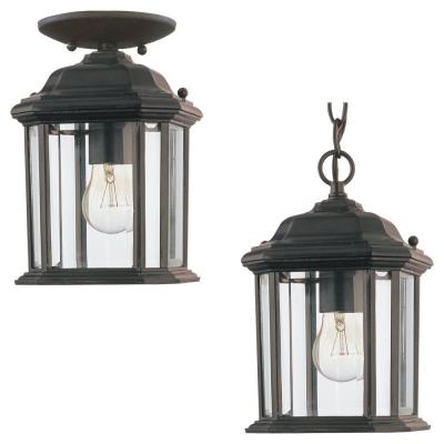 Sea Gull Lighting 60029-12 Single-light Outdoor Pendant