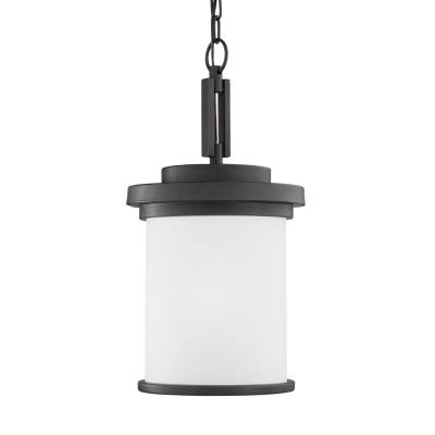Sea Gull Lighting 60660 Winnetka - One Light Outdoor Pendant