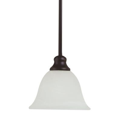 Sea Gull Lighting 61940BLE-782 Windgate - One Light Mini-Pendant