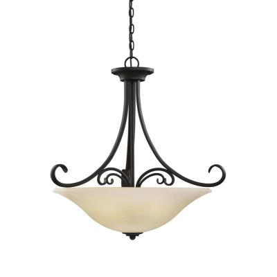 Sea Gull Lighting 65120-820 Del Prato - Four Light Pendant