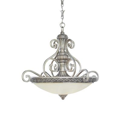 Sea Gull Lighting 65252-824 Three Light Highlands Pendant
