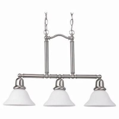Sea Gull Lighting 69460BLE-962 Three-Light Sussex Fluorescent Pendant