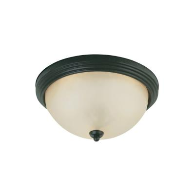 Sea Gull Lighting 77164-820 Del Prato - Two Light Flush Mount