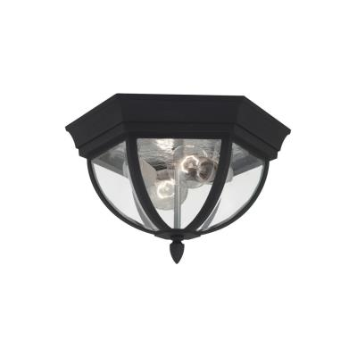 Sea Gull Lighting 78136-12 Bakersville - Two Light Outdoor Flush Mount