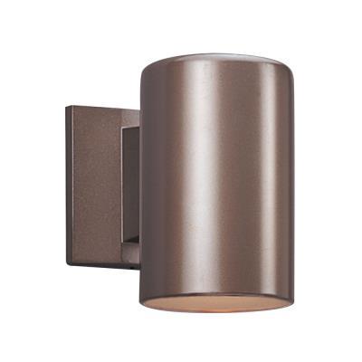 "Sea Gull Lighting 8338-10 Bullets - One Light 7"" Outdoor Wall Lantern"