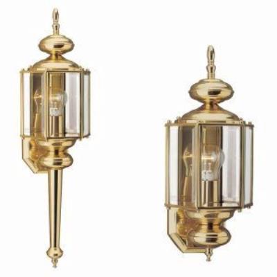 Sea Gull Lighting 8510-02 One Light Outdoor