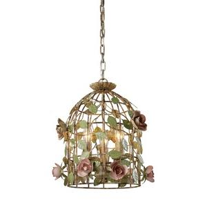 French Country - Three Light Pendant
