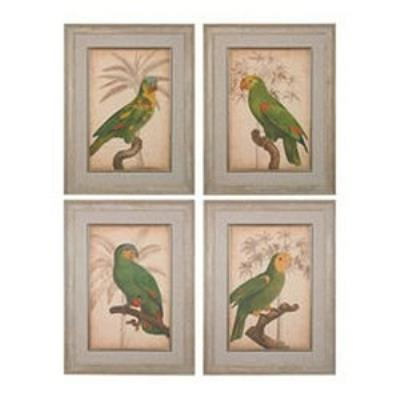"Sterling Industries 151-018/S4 33"" Decorative Wall Art (Set Of 4)"