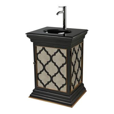"Sterling Industries 88-9013 Decorative 21"" Mirrored Vanity Unit"