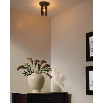 Tech Lighting 600CLKC Clark - One Light Flush Mount