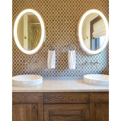 Tech Lighting 700BCTIGOS-6 Tigris - Six Light Surface Oval Mirror