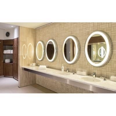 Tech Lighting 700BCTIGRS-6 Tigris - Six Light Surface Round Mirror