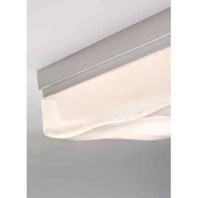 Tech Lighting 700FMFLDSL Fluid - Two Light Square Large Flush Mount