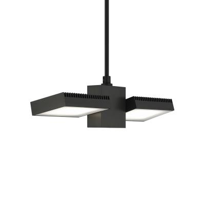 Tech Lighting 700FJIBISFSDL Ibiss - LED FreeJack Low-Voltage Flood Solid Double Track Head