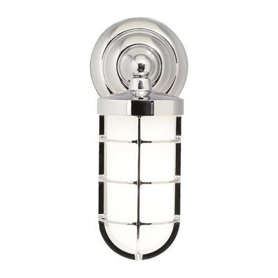 Tech Lighting 600ADMSWW Admiral - One Light Simple Wall Sconce