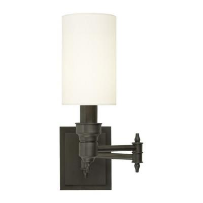 Tech Lighting 600DRKW Drake - One Light Wall Swing Arm Sconce