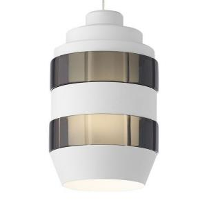 "Akida - 7"" 8W 1 LED Monorail Low-Voltage Pendant"