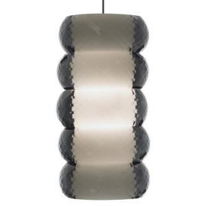 "Bangle - 6.2"" 8W 1 LED Monorail Low-Voltage Pendant"