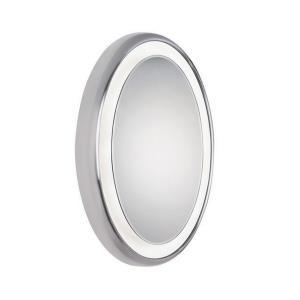 Tigris - Eight Light Surface Oval Mirror