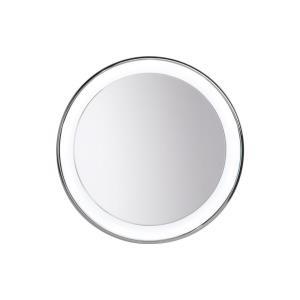 Tigris - Nine Light Recessed Round Mirror