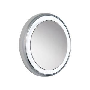 Tigris - Six Light Surface Round Mirror
